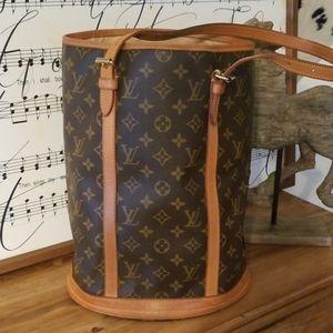 Louis Vuitton GM Bucket Bag